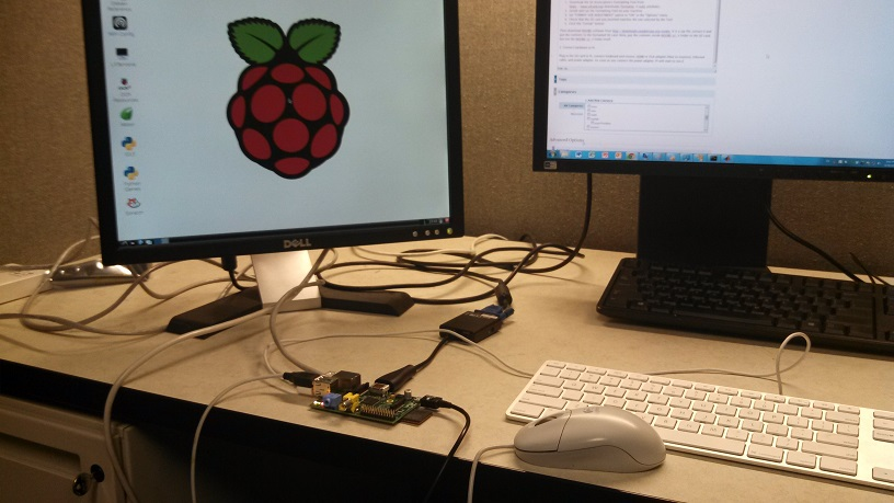 Raspberry pi 3 on linux